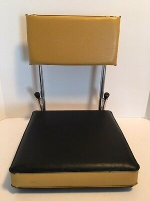 2 Seagrams 100 Pipers Scotch Folding Event Fishing Boat Seats FREE SHIPPING