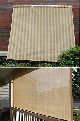 6FT Outsunny Garden Patio Rectangle Sun Shade Sail Awning Shelter Canopy Awning