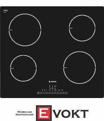 Bosch Serie 6 PIA611F18E Built In 60 cm Induction Hob 4 Cooking Zones Genuine
