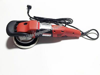 "Flex Type Variable Speed Random Orbital Polisher thread 6"" 1200w 110v USA plug"