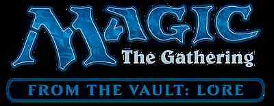 Magic The Gathering From The Vault: Lore (Eng) Mtg Sealed Nuovo - Presell!