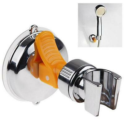 Head Holder  Adjust No Drilling Bracket Mount Attachable Shower Hand Suction Cup
