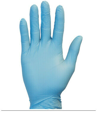 Disposable Nitrile Exam Gloves Powder Free Strong Non Latex Non Vinyl