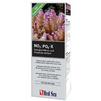 Red sea NO3:PO4-x Biological Nitrate Phosphate Reducer 500ml NoPox No Pox
