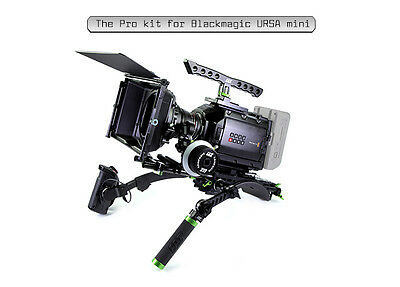 Lanparte URSA mini pro kit for blackmagic URSK-03 camera rig