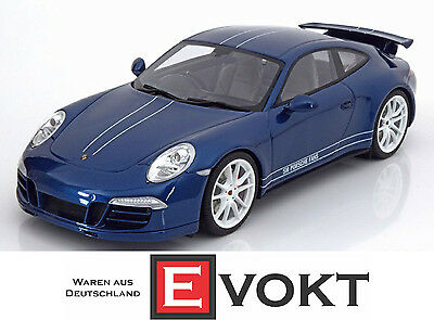 GT Spirit Porsche 911 (991) Carrera 4S FB 5 Mil Likes Model Car 1:18 New