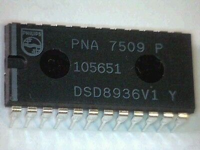 PNA7509P 7-Bit General-Purpose Binary-Output ADC A/D-Wandler DIP-24