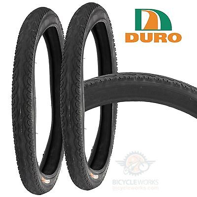 2X 22X2.125 Tyre Electric Motorised E Bike Bicycle Scooter Heavy Duty 57-456 383