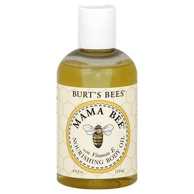 Burts Bees Body Oil Nourishing with Vitamin E 4 oz.