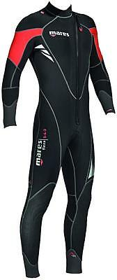 Mares Men's Semi Dry Wet suit with Trilastic High Stretch Flexa 5/4/3mm Neoprene