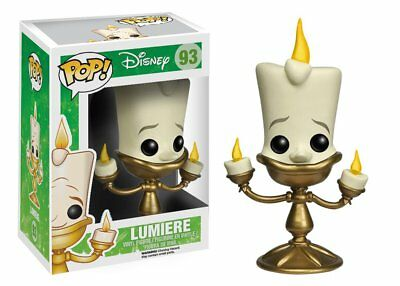 """Funko Pop Disney 3896 Beauty And The Beast Lumiere Vinyl Action Figure Toy 3.75"""""""