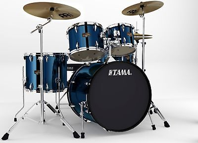 Tama IP52KC 5-Piece Imperialstar Ready to Rock Kit in Midnight Blue