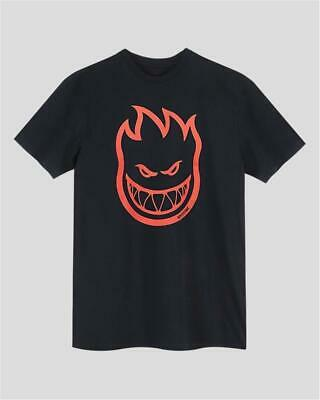 Spitfire Wheels Bighead T-Shirt | black red | Skateboard | Skate | S - XL