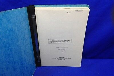 General Radio Genrad Type 1796-9051 Service Kit Manual