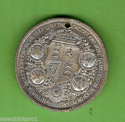 #d118. Queen  Victoria  Diamond Jubilee 1837-1897   Medal
