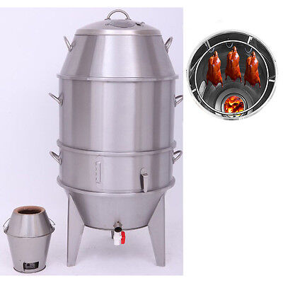Stainless Steel Roast Duck Oven Business Equipment Delicious Chinese Food