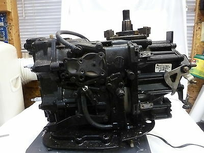 1993 Force 40Hp Running Powerhead Assy 135/128 Psi 800-819445A7 Outboard Motor