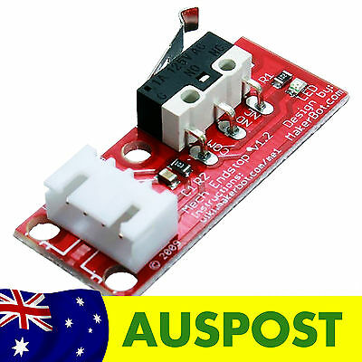 RepRap Endstop Switch - PCB Mount - X Y Z End Stop Micro Switch for Prusa Mendel