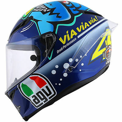 AGV Corsa Rossi Misano Shark 2015 LTD (SIZE - ML) **PRICE £699.99**