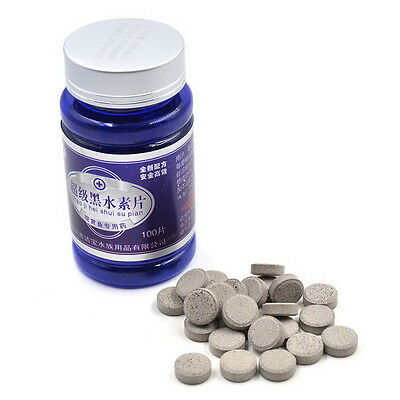 Blackwater Extract Aquarium Water Conditioner Discus Protect Water Health Care ^