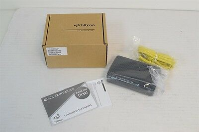 Hitron CDA-RES Wideband Cable Modem DOCSIS 3.0 1504100003N0 - NO POWER ADAPTER