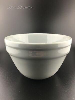 VINTAGE Fowler Ware Mixing Bowl - Small - Pale Blue