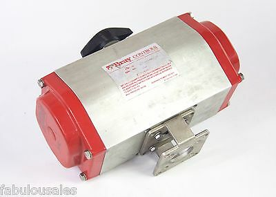 BRAY Controls Butterfly Pneumatic Valve Actuator