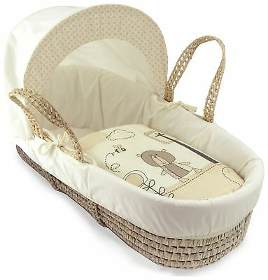 Kinder Valley Teddy in the Park Moses Basket