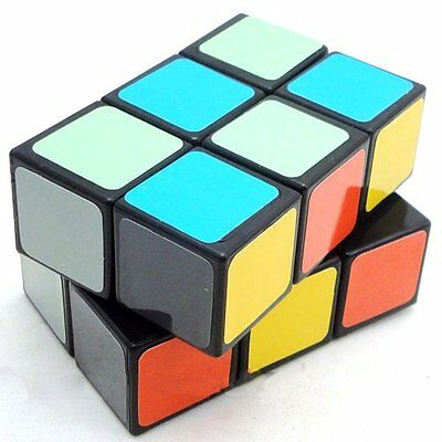 New Cuboid 2x2x3 Cube Twisty puzzle Smooth Fun Brain Training Toy for Kids