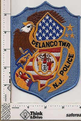 Delanco Town Police New Jersey.