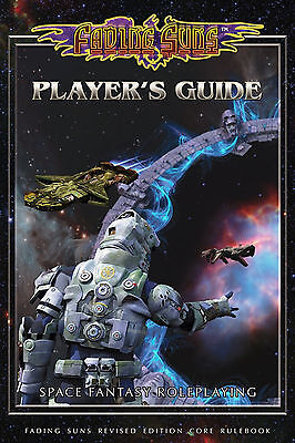 Fading Suns Player's Guide (FAS21001)