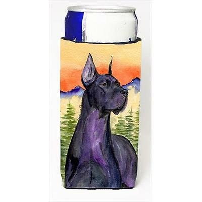 Carolines Treasures Great Dane Michelob Ultra bottle sleeves For Slim Cans