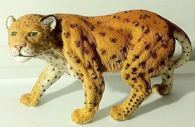 Rare 1997 Ertl Wilds Of Africa Series Leopard Safari Wildlife Animal Figure