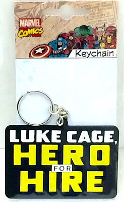 Luke Cage Key Chain Marvel Netflix Hero For Hire Heroes Colorful Heroes New