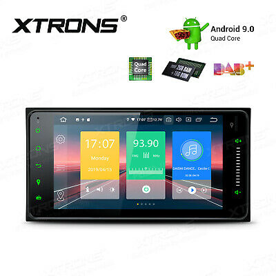 """6.95"""" Android 5.1 Car DVD Player GPS OBD2 BIuetooth For Toyota RAV4 Echo Hilux"""