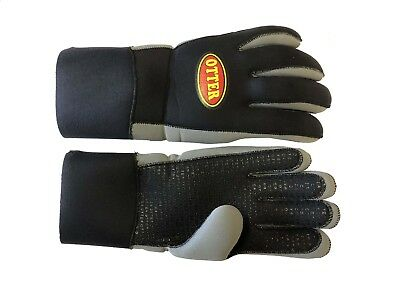 Scuba Diving Otter 5MM Super Stretch Gloves Double Seal