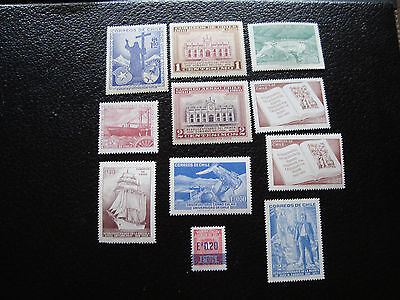 CHILI - 10 timbres n** (A24) stamp