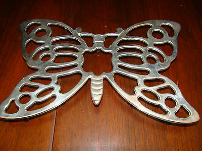 Butterfly Trivet - Use on a Flat Surface or as a Decoration on the Wall