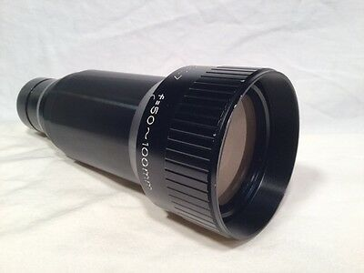 Elmo 16-CL 50-100mm Zoom Projection Lens