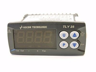 Ascon TLY 25 Digital Electronic Freezer Controller for Refrigeration Freezer