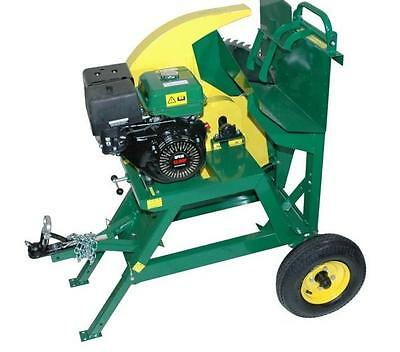 13HP Petrol Powered Firewood Log Saw Towable Electric Start Part No SCLC13TOWES