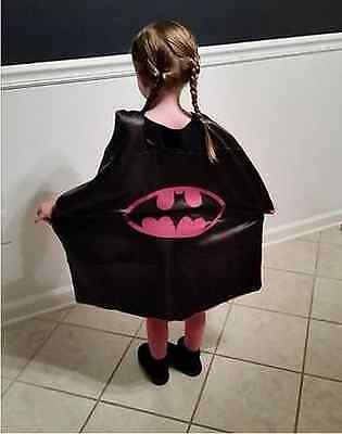 HOT SALE Superhero Cape (1 cape+1 mask) for kids birthday party favors and ideas