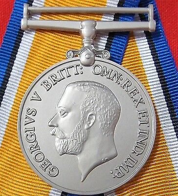 Ww1 British War Medal Australian Army Navy Air Force Replica Anzac