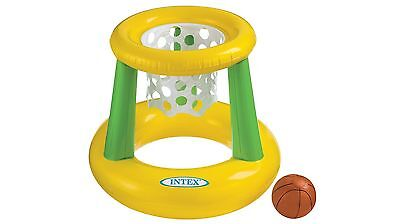 Intex Floating Hoop Set Inflatable Summer Water Game Toys High Quality