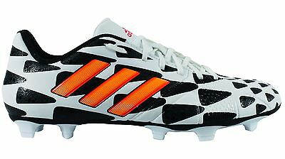 Adidas Men's Nitrocharge 3.0 FG Football Boots for Sharper Reactions - Size 11.5