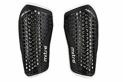 Mitre SPEED Football Slip In Shin Pads/Guards Protection Boys Small 6 to 9 yrs