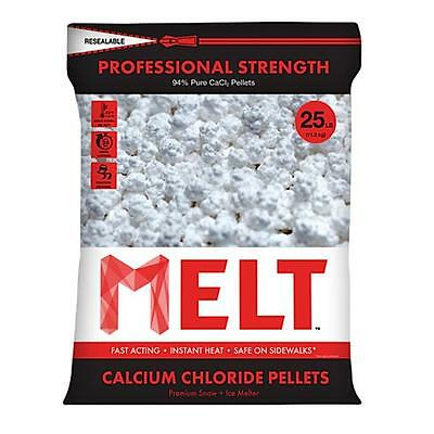 Snow Joe 25 lbs. Professional Strength Calcium Chloride Pellets Ice Melter
