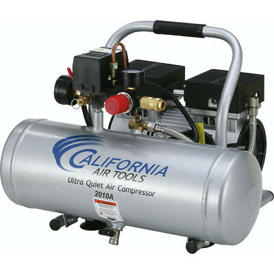 California Air Tools 2010A 1 HP 2 Gal. Aluminum Air Compressor CAT-2010A New