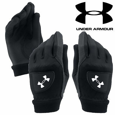 Under Armour 2016/17 Ladies ColdGear® Winter Golf Playing Gloves Pair 1282891