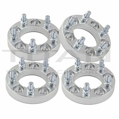 """(4) 1"""" inch Wheel Spacers 5x4.5 